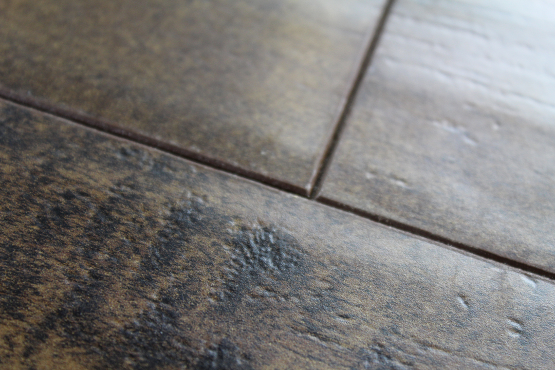 Parkay antique umber masters building products for Parkay laminate flooring