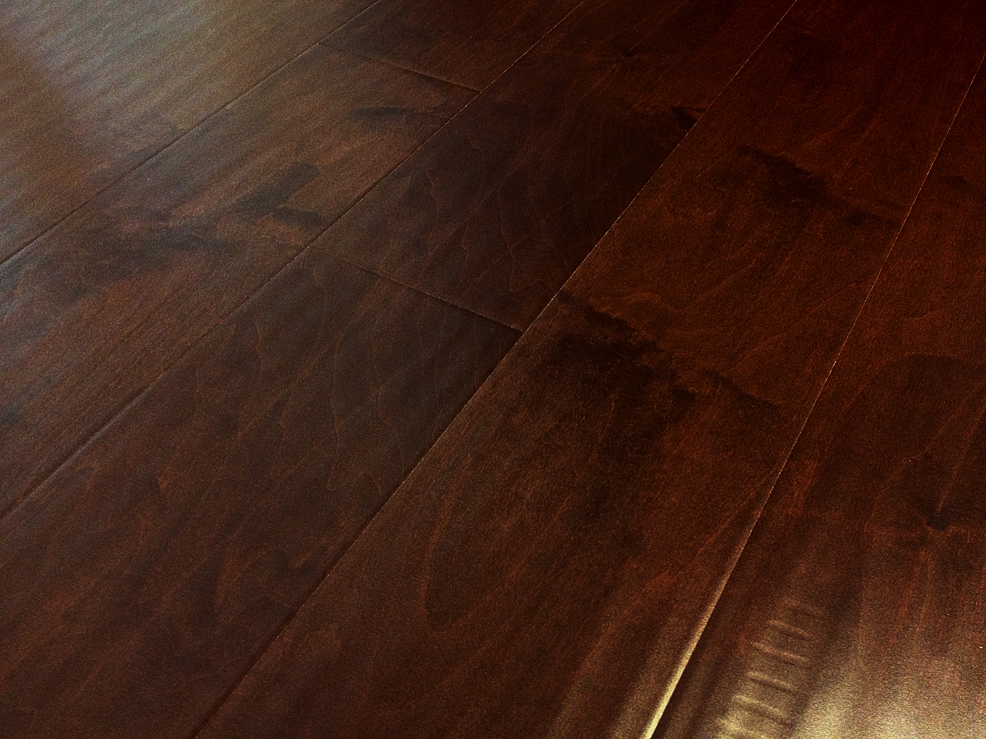 Parkay forest espresso acacia 12 3 mm masters building for Parkay laminate flooring